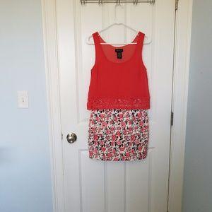 Dresses & Skirts - Macy's Teeze me Juniors dress Size Small